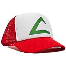 Pokemon Ash Ketchum Cartoon sombrero gorra de béisbol gorra Trucker