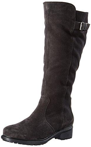 ara Damen Kurzschaft Stiefel Stiefel Kansas-St, Braun (Lava,Moro), Gr. 40 (UK 6.5)