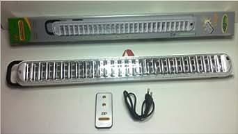 LAMPE TORCHE BALADEUSE 84 LED RECHARGEABLE sans fil + télécommande