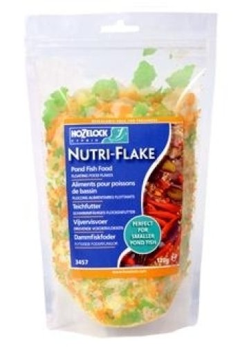 Price comparison product image Hozelock Nutri-Flake 120g pouch pack