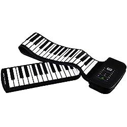 Teclado Piano para Principiantes Amateurs - Amorus 88 Teclas