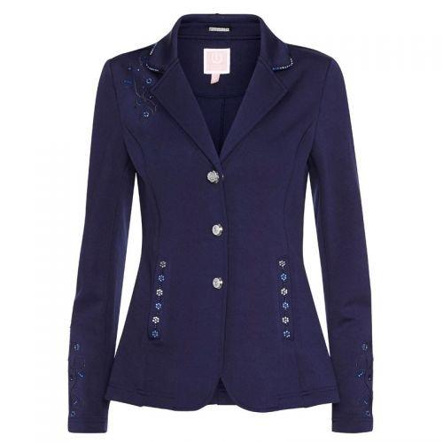 Imperial Riding Donna Softshell Giacca La Fleur Navy prezzo consigliato: 169,95€, blu navy, 76