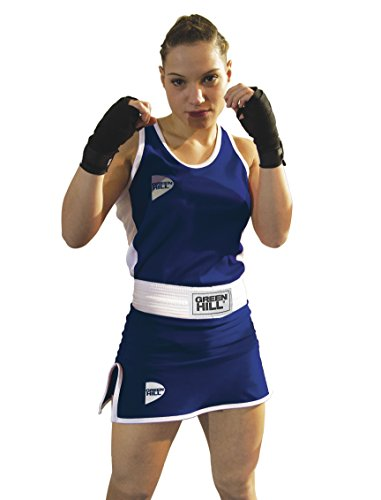 Greenhill Boxing Skirt Donna (Blue, X-Small)