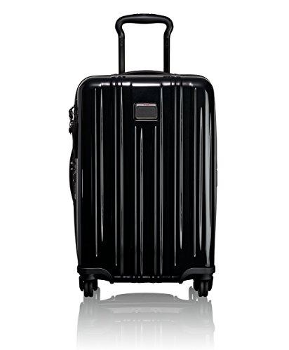 Tumi V3, Internationales Handgepäck, Erweiterbar, 56 cm, 36 L, Black, 0228260D (Tumi Handgepäck)