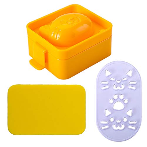 Jugendhj Katze Modell DIY Reis Teig Sushi Mold DIY Mold kreative lustige Party Décor