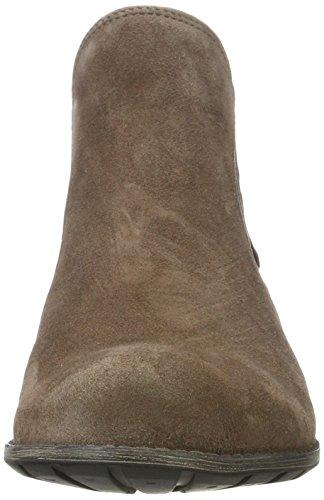 Pensare! Damen Denk_181994 Chelsea Boots Beige (kred 22)