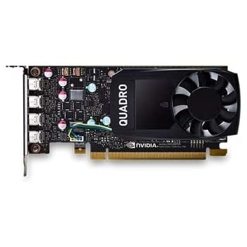 DELL 490-BEQV - Tarjeta gráfica (Quadro P620, 2 GB, GDDR5 ...