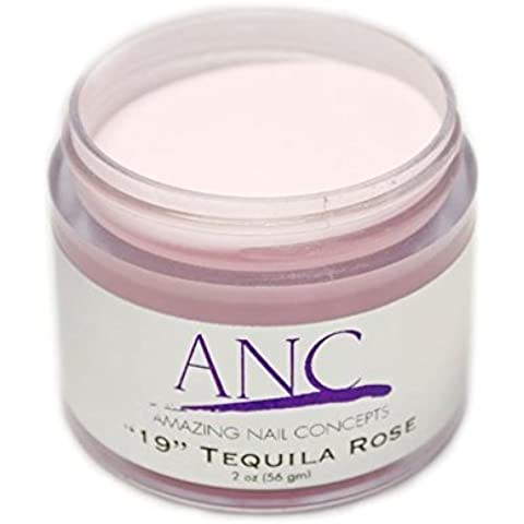 ANC Dip Powder Amazing Nail Concepts 2 oz #19 Tequila Rose by ANC