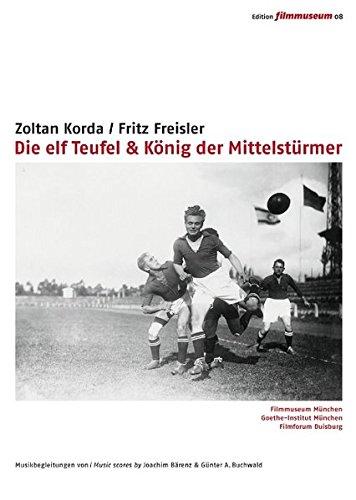 Preisvergleich Produktbild Die elf Teufel & König der Mittelstürmer [2 DVDs]