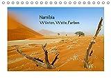 Namibia - Wüsten, Weite, Farben (Tischkalender 2019 DIN A5 quer): Magische Farben in Afrikas Südwesten (Monatskalender, 14 Seiten ) (CALVENDO Natur) - Britta Kärcher