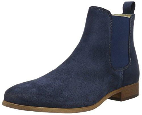 Shoe The Bear Herren Chelsea S Boots, Blau (170 Blue), 43 EU (Suede Boot Blue)