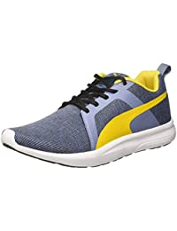 Puma Men's Frost Idp Asphalt-Infinity-Spectra Yello Running Shoes