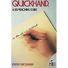 Quickhand (Self-Teaching Guides)