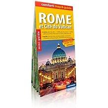 ROME ET VATICAN  (MAP&GUIDE)
