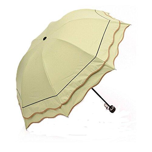 compact-beatiful-green-princess-vaulted-anti-uv-rain-sun-umbrella-travel-folding-windproof-umbrella