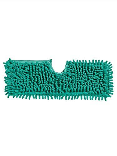 CLEANmaxx Ersatz Wischtücher 2er Set für Spray Mopp + Wendefunktion, Mikrofaser, Türkis