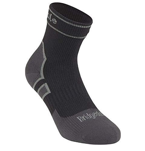 Bridgedale Herren Storm LW Ankle Socken, Schwarz, m