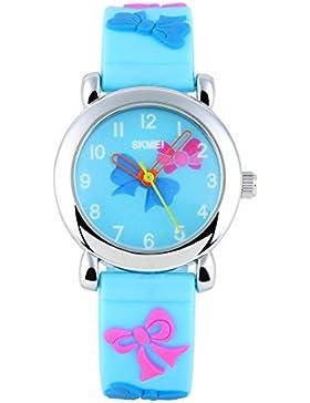 Süße Unschuld der Kinderuhren/Wasserdichte Fashion-Uhren-A