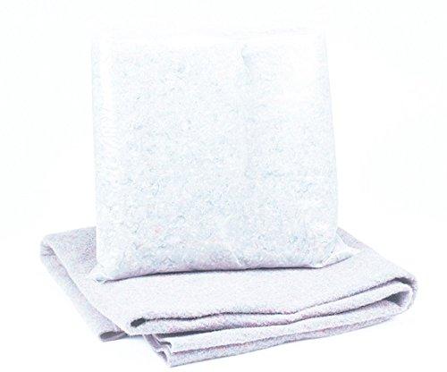 Pool Bodenschutzvlies Premium für Achtform-/ Ovalbecken 525x320 / 530x320 cm