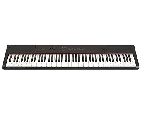 Artesia PA88WB Pianoforte Digitale, Nero