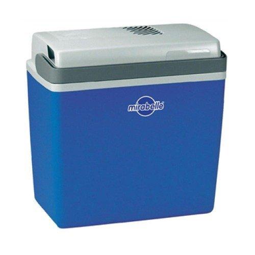 Preisvergleich Produktbild EZetil Mirabelle E24M Thermoelektrische Kühlbox 12V/230V, Blau/Weiß