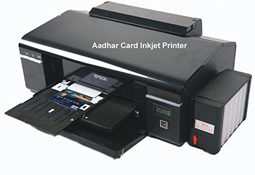 Epson Inkjet Pvc Id Card Printer