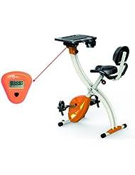 Oficina Fitness Estación de trabajo FitBike-2   Bicicleta de ejercicio con mesa portátil