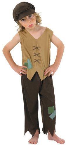 Fancydressfactory - Disfraz de victoriana infantil, talla S (881682S)