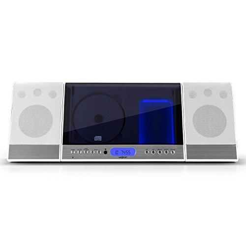 OneConcept Vertical 90 - Minicadena estéreo