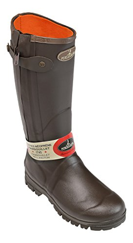 Percussion – -Stiefel Jagd Full Zip Rambouillet Percussion, 41
