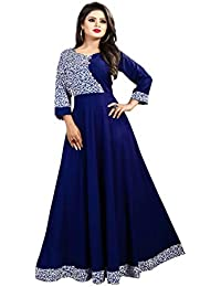 3bb25809290a Crepe Women s Ethnic Gowns  Buy Crepe Women s Ethnic Gowns online at ...