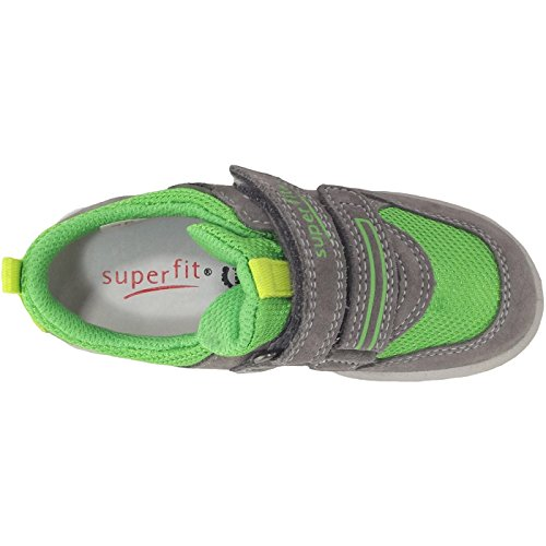 Superfit, Sneaker bambini grigio Grau Grau