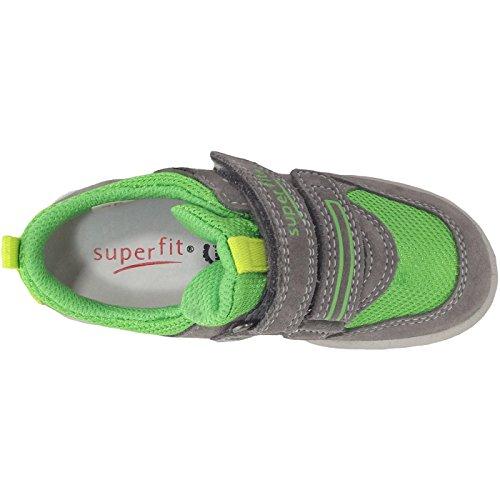 Superfit Sport7 Mini | Halbschuh | GTX - grau | stone grau/lime (stone multi)