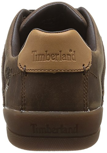 Timberland - Ek Split Cup Sole Ftm Butt Seam, Scarpe stringate basse oxford Uomo Braun (Brown Oiled FG)