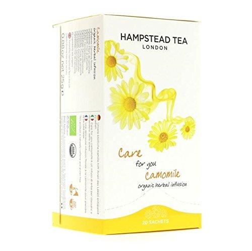 Hampstead Tea   Camomile   2 x 20 bags