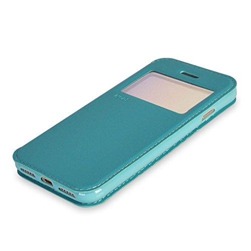 UKDANDANWEI iPhone 7 [Rr] Hülle Case, [ALL DAY] Colorful Jelly Case 360°Outdoor Touch Case Schutz Cover Hülle Handyhülle Silikon kratzfeste stoßdämpfende Case für iPhone 7 Rot Roar-Grün