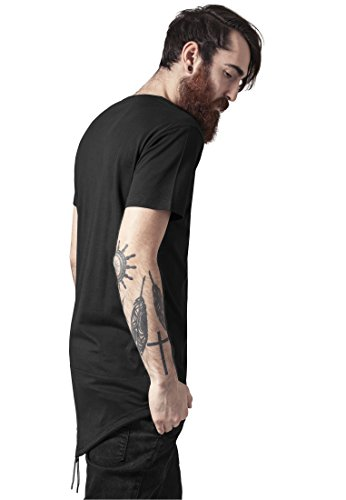 Long Tail Tee blk/blk S