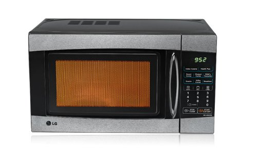 LG-20-L-Grill-Microwave-Oven-MH2046HB-Black
