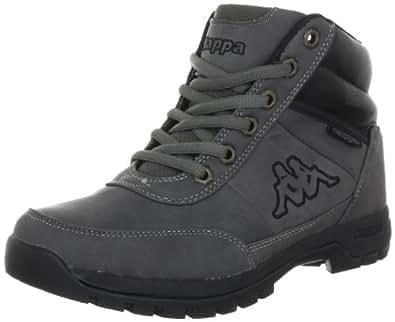 Kappa BRIGHT MID W Footwear women, Damen Hohe Sneakers, Grau (1616 grey), 36 EU