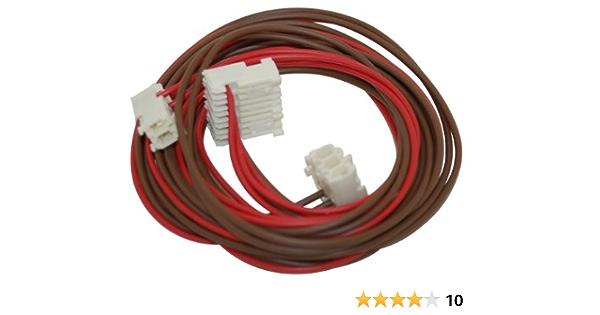 Véritable Hotpoint Indesit Machine à Laver Vidange Tuyau C00142206