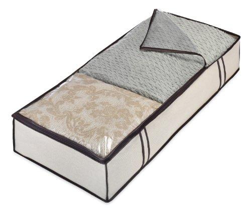 Whitmor Reißverschluss unter Bett Tasche, Jumbo -