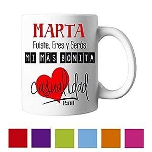 Kembilove Taza de Café Pareja