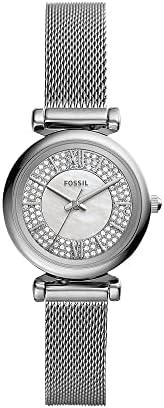 ساعة يد كاجوال للنساء من فوسيل