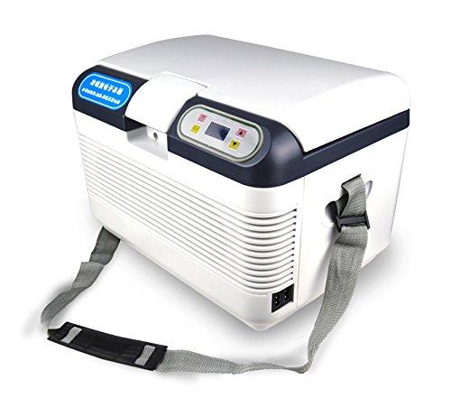 Preisvergleich Produktbild RUIRUI-12L dual Kühlung Auto Kühlschrank, Kühlschrank, Gefrierschrank, Kühlschrank Auto Zweitens wärmen