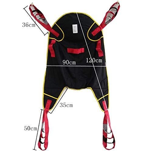 41Oov5z7BTL - Eslingas Elevación Paciente Dividido Pierna Transferir Almohadillas Cinturón médico de la Marcha, Cadera Cintura Apoya Muslo Levantadores con Seguridad De Amortiguación Acolchada