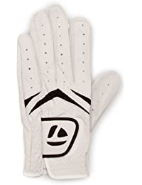 TaylorMade Stratus White/Black Golf Glove