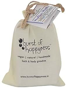 Burst Of Happyness Multani Mitti Handmade Soap, for Oily, Acne, Combination Skin 100 g