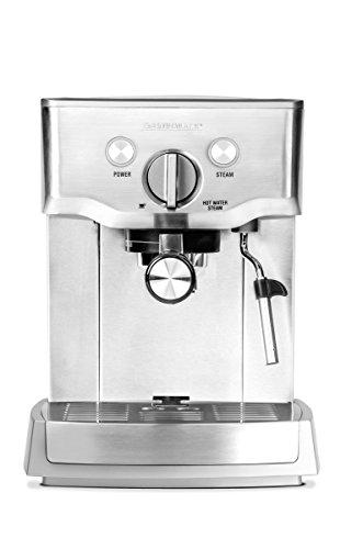 42709 Gastroback Design Espresso Pro, Espressomaschine Siebträger