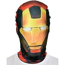 Générique MA1433–Sturmhaube Morphsuit–Iron Man Einheitsgröße