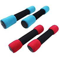 7ad239e7e Weight Lifting Generic eights Plateslars Set Collars Set 9Piece Fitness  Dumbbell 15Kg Plastic Bar Screw Gym ...